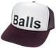 BALLS, Balls Hat, Trucker Hats, Mesh Hat, Snap Back Hat, Funny Trucker Hats, TOP SELLER