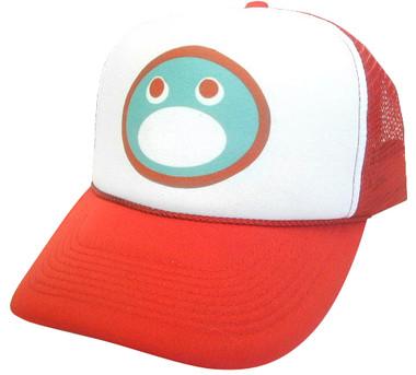 Blue Man Hat, Trucker Hats, Mesh Hat, Snap Back Hat