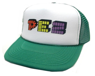 PEZ Hat, Trucker Hats, Mesh Hat, Snap Back Hat