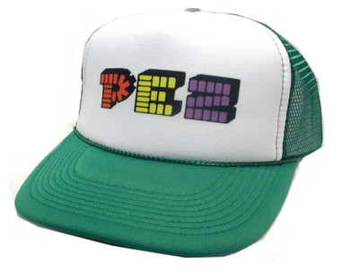 PEZ Hat, Trucker Hats, Mesh Hat, Snap Back Hat