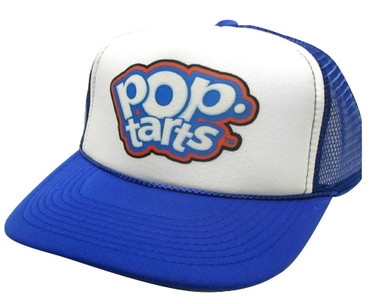 Pop Tarts Hat, Trucker Hats, Mesh Hat, Snap Back Hat