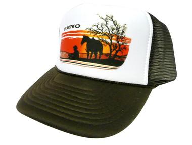 Reno Hat, Trucker Hats, Mesh Hat, Snap Back Hat, TOP SELLER