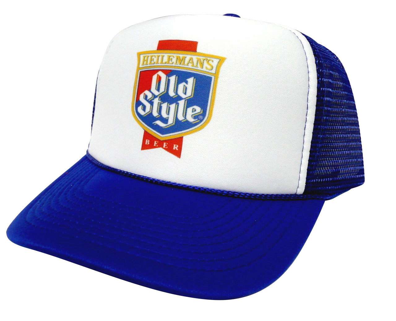 6161564f84a31 Old Style Beer Hat