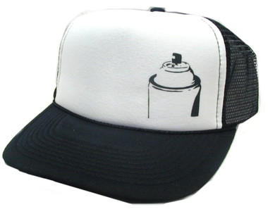 Paint Can Hat, Trucker Hat, Mesh Hat, Snap Back Hat, Trucker Hats, HEY! Hats