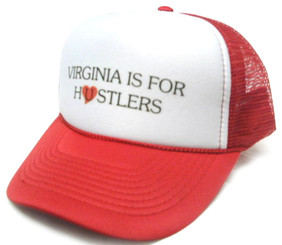 Virginia is for Hustlers Hat, Trucker Hat, Trucker Hats, Mesh Hat, Snap Back Hat
