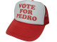 VOTE FOR PEDRO,  Napoleon Dynamite, Trucker Hat, Trucker Hats, Mesh Hat, Snap Back Hat