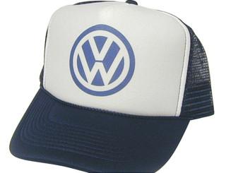 Volkswagon, VW Hat, VW STREET RACER Hat, Trucker Hat, Trucker Hats, Mesh Hat, Snap Back Hat