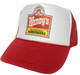 Wendy's, Wendy's Trucker Hat, Trucker Hat, Mesh Hat, Snap Back Hat, Trucker Hats
