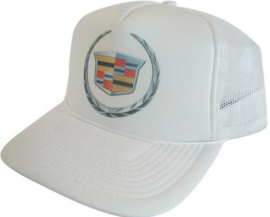 Cadillac Trucker Hat, Trucker Hat, Trucker Hats, Mesh Hat, Snap Back Hat