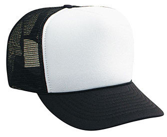 Black Blank Hat, Black Blank Cap, Trucker Hat, Mesh Hat, Snap Back Hat, Trucker Hats