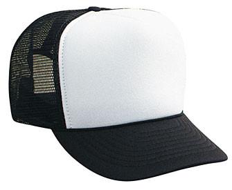 30085e0c1deb6 Black Blank Hat