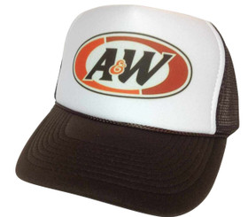 A & W, A & W Root Beer, Trucker Hat, Trucker Hats