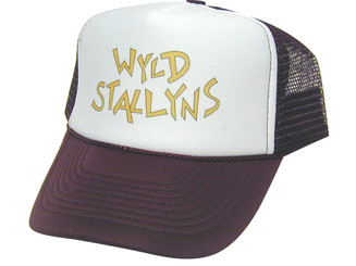 WYLD STALLYNS, Trucker Hat, Movie Hat, TV Hat, Trucker Hats
