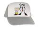Hamm's Beer Bear, Trucker Hat, Trucker Hats, Mesh Hat