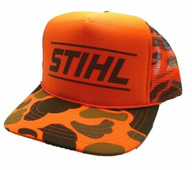 Stihl Chainsaws Trucker Hat Snap Back Hunting Cap