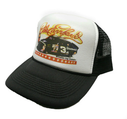 Dale Earnhardt  #3 Trucker Hat Nascar Racing Snap Back Goodwrench Cap