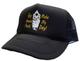 Go ahead punk make my day trucker hat