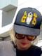 Miley Cyrus Go ahead punk make my day trucker hat