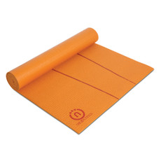ORANGE/RED ROCK ECO-SMART YOGA MAT