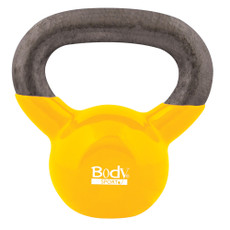 12 LB YELLOW KETTLEBELL