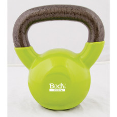 15 LB LIGHT GREEN KETTLEBELL