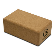 "Cork Yoga Block Features Stabilizes and supports yoga poses. Firm cushioning and comfortable grip. Made of lightweight and sustainable natural cork. Dimension: 5.5"" x 9"" x 3.5"". Color: natural. SPECS  Length: 9"" Thickness: 3 1/2"" Width: 5 1/2"""