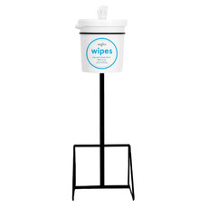Gym Wipes Bucket Stand, Z500-B