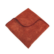 16x16 Microfiber Towels, Brown