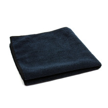 16x16 Microfiber Towels, Dark Blue
