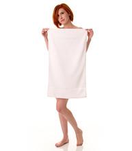 16x27 Hand Towel, 200A Series, 3lb