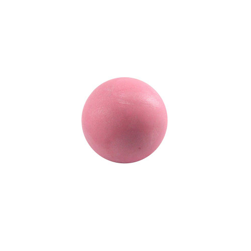 "Super Pinky Ball Features  • Designed to soothe sore, tense, or painful muscles. • Use for the feet, hands, hips, or other tired areas.  • Firm, sponge rubber ball requires no inflation. • Helps patients prevent and restore relief for plantar fasciitis.  • Assists in rehabilitating coordination, tossing and catching skills, and juggling. •Diameter: 2.5""."