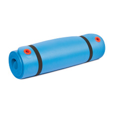 BODY SPORT EXERCISE MAT BLUE