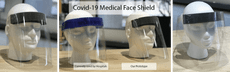 Engineers Made a DIY Face Shield. Now It's Helping Doctors  Thank you to Elivate 97 !