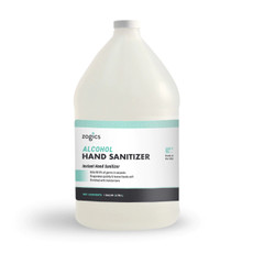 Specifications Manufacturer Part NumberZHS80G128-Single, ZHS80G128-4 ColorClear FragranceFragrance-Free Volume1 gallon Quantity1 gallon or Case of 4 gallons Weight9 lbs (single), 36 lbs (case) Active Ingredients80% Ethyl Alcohol Inactive IngredientsWater