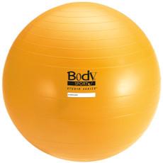 BODY SPORT YELLOW ANTIL BURST FITNESS BALL