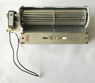 Blower And Heater Assembly - 602067B