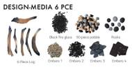 DESIGN-MEDIA 6 PCE