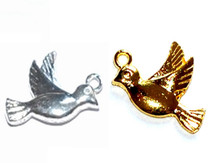 Dove / Pigeon Charms