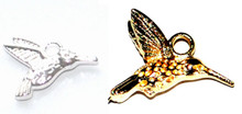 Hummingbird Charms