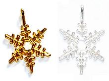 Snowflake Charms