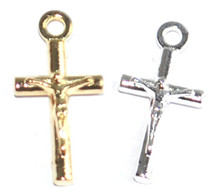 Jesus on the Cross / Crucifix Charms