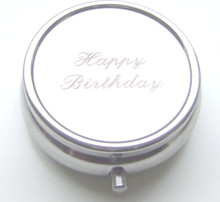 SALE! - Pill Trinket Box (Plain)_