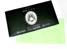 Silver Cleaning Polishing Cloth