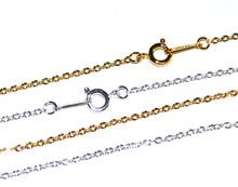 Plated Trace Chains - 1.5mm