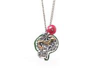 Little bird vintage necklace