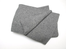 Stunning grey Merino wool throw.  A perfect tone to add to any stylish interior.  A luxurious blend of fine Merino wool, silk and Possum hair.  Warmth and lightness combined.