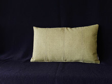 Pear toned Panel Cushion