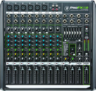 Mackie PROFX12V2 Compact Effects Mixer 12 Channel Mixer w/ USB