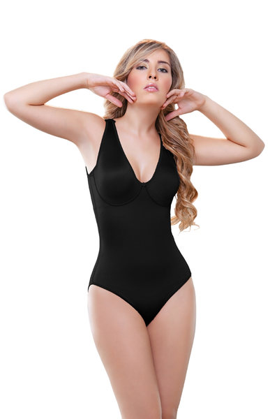Kim Bodysuit Black