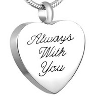 Always with You Memorial Pendant